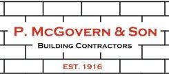 P McGovern & Son Building Contractors